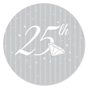 25th - Anniversary Theme