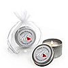 40th Anniversary - Personalized Wedding Anniversary Candle Tin Favors