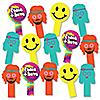 60's Hippie - 1960s Groovy Party Paddle Photo Booth Props – Selfie Photo Booth Props – Set of 14