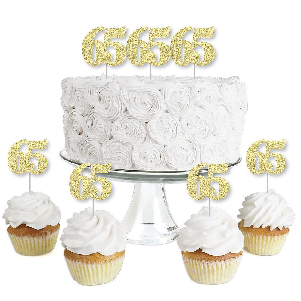 Gold Glitter 65