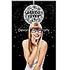 """70's Disco - Party Personalized Photo Booth Backdrops - 36"""" x 60"""""""