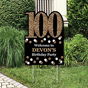 Adult 100th Birthday