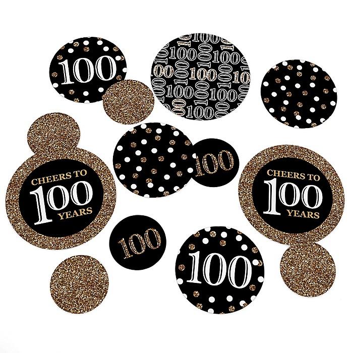 Adult 100th Birthday
