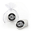 Adult 60th Birthday - Personalized Birthday Party Lip Balm Favors