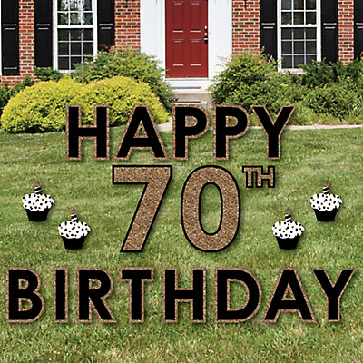 Outdoor Birthday Party Decoration Ideas for Adults