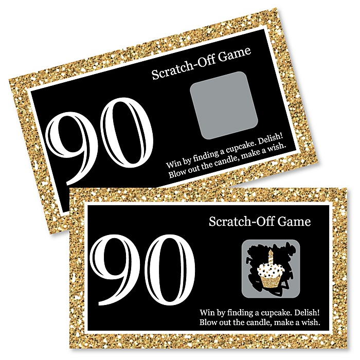 87 Personalized 90th Birthday Cards