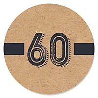 60th birthday party theme ideas bigdotofhappiness com