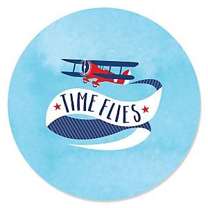 Taking Flight - Airplane - Birthday Party Theme