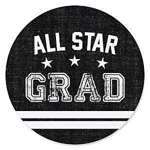 All Star Grad - Graduation Theme