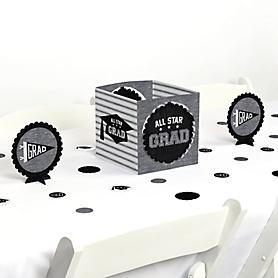 All Star Grad - Graduation Party Centerpiece & Table Decoration Kit