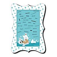 Baby Shower Guest Book Ideas