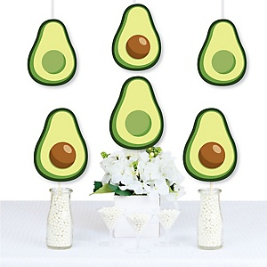 Hello Avocado - Decorations DIY Fiesta Party Essentials - Set of 20