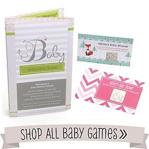 Baby Shower Games & Activities