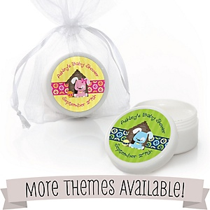 Baby Shower Personalized Lip Balms