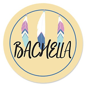 Bachella - Palm Springs Boho Bachelorette Party Theme