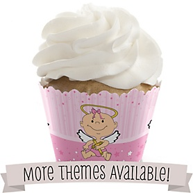 Baptism Cupcake Wrappers
