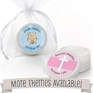 Baptism Personalized Lip Balms
