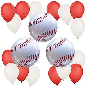 Batter Up - Baseball - Baby Shower Balloon Kit