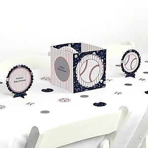 Batter Up - Baseball - Baby Shower Centerpiece & Table Decoration Kit