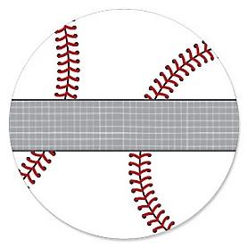 Batter Up - Baseball - Baby Shower Theme