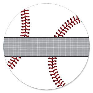 Batter Up - Baseball - Birthday Party Theme