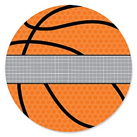 Nothin' But Net - Basketball - Baby Shower Theme