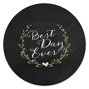 Best Day Ever - Bridal Shower Theme