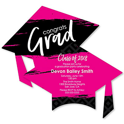 pink grad best is yet to come personalized graduation