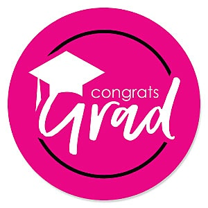 Pink Graduation Theme - Best is Yet to Come