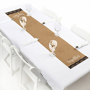 Better Together - Personalized Wedding Petite Table Runner