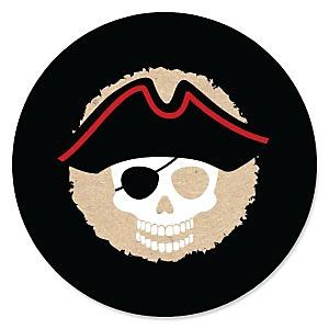Beware of Pirates - Birthday Party Theme