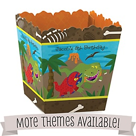 Birthday Party Personalized Candy Boxes