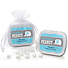 Blue Baby Elephant - Personalized Baby Shower Mint Tin Favors
