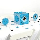 Boy Baby Carriage - Baby Shower Centerpiece & Table Decoration Kit