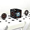 Skullitude&trade - Boy Skull - Party Centerpiece & Table Decoration Kit
