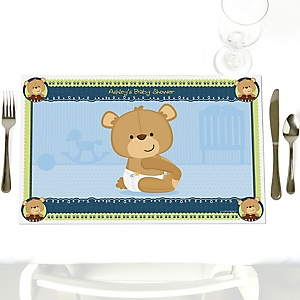 Bear Baby Shower Decorations