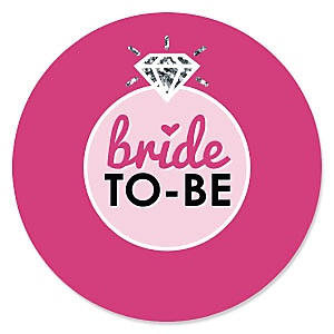 Bride-To-Be - Bridal Shower or Classy Bachelorette Party Theme