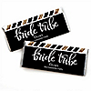 Bride Tribe - Personalized Candy Bar Wrappers Bachelorette Party & Bridal Shower Favors - Set of 24
