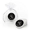 Bride Tribe - Personalized Bachelorette Party & Bridal Shower Lip Balm Favors - Set of 12