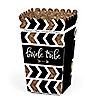 Bride Tribe - Personalized Bachelorette Party & Bridal Shower Popcorn Favor Treat Boxes - Set of 12