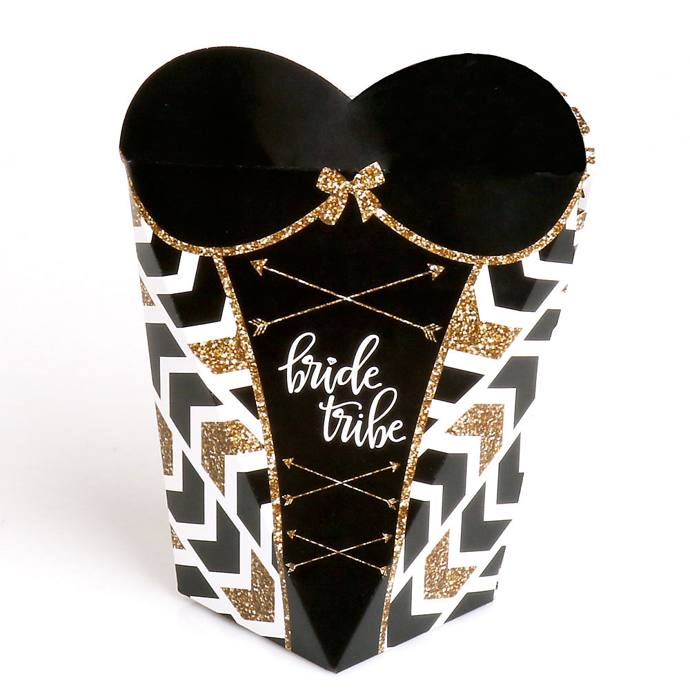 Bride Tribe Bachelorette Party Favors Gift Favor Boxes For Women