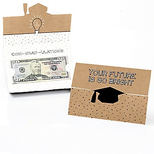 Bright Future - Graduation Money Holders - 8 ct.