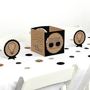 Bright Future - 2019 Graduation Party Centerpiece & Table Decoration Kit