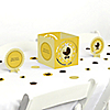 Neutral Baby Carriage - Baby Shower Centerpiece & Table Decoration Kit