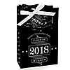 Graduation Cheers - Personalized 2018 Graduation Favor Boxes - Set of 12
