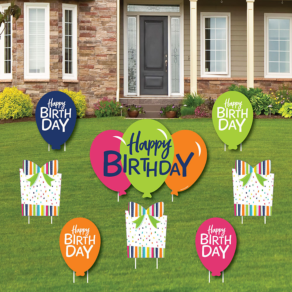Cheerful Happy Birthday
