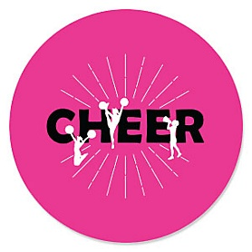 We've Got Spirit - Cheerleading - Birthday Party Theme