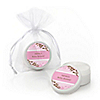 Baby Cherry Blossom - Personalized Baby Shower Lip Balm Favors