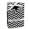 Chevron Black and White - Personalized Everyday Party Favor Boxes