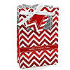 Chevron Red - Personalized Everyday Party Favor Boxes